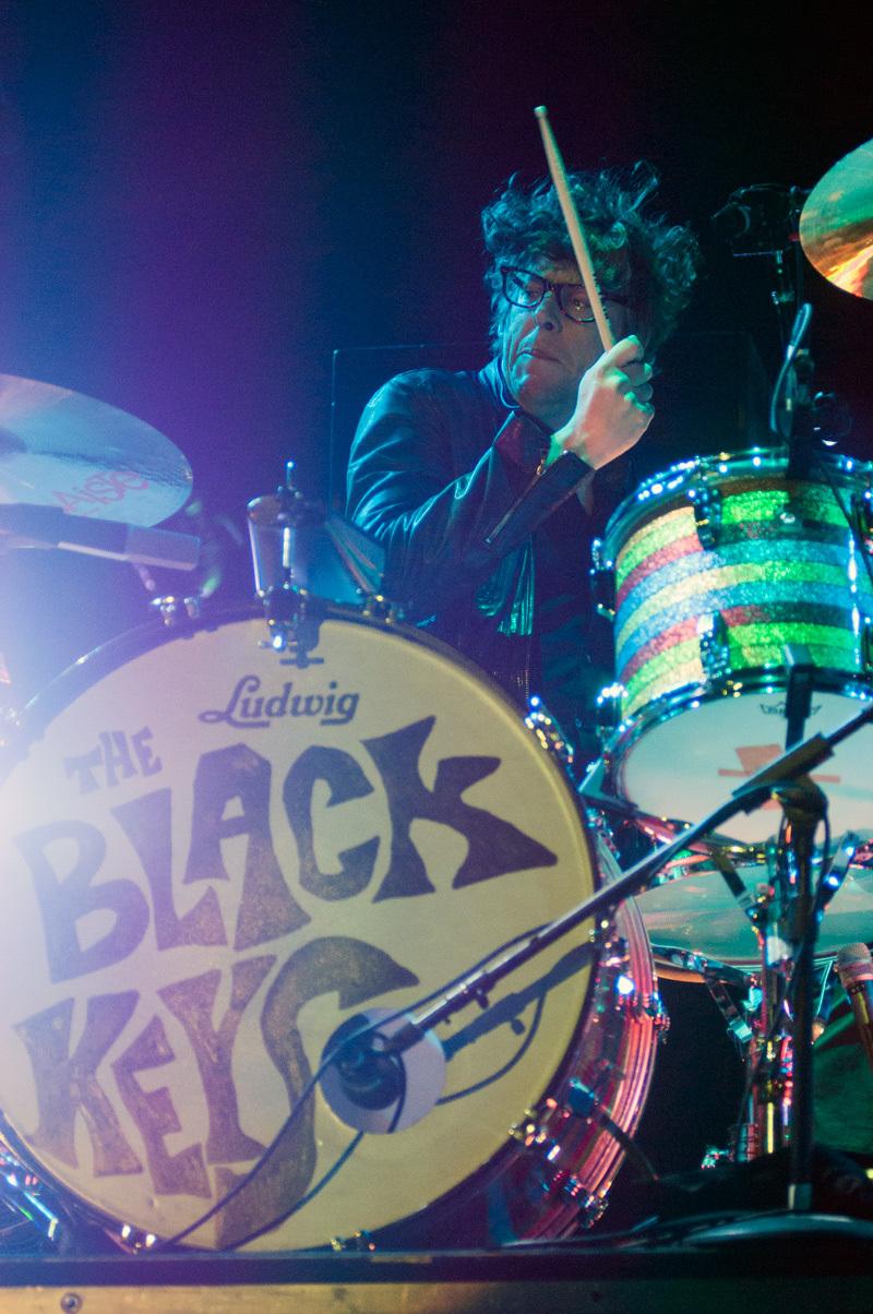 The Black Keys. Argazkia: Juan G. Andr