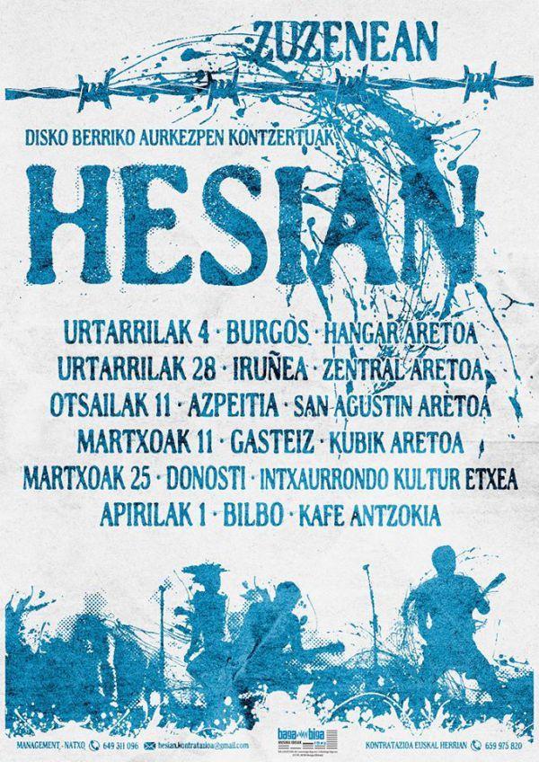 Hesian + Akort