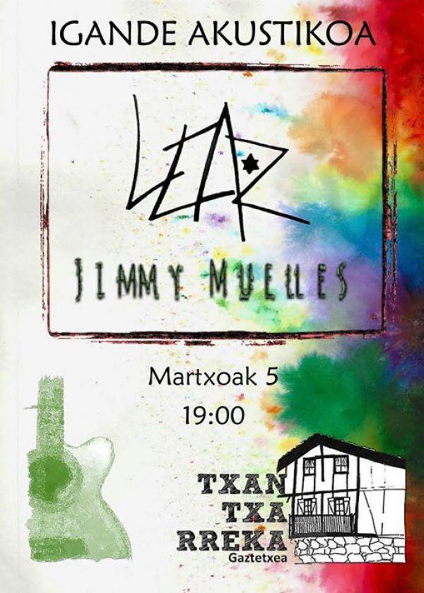 Lear + Jimmy Muelles