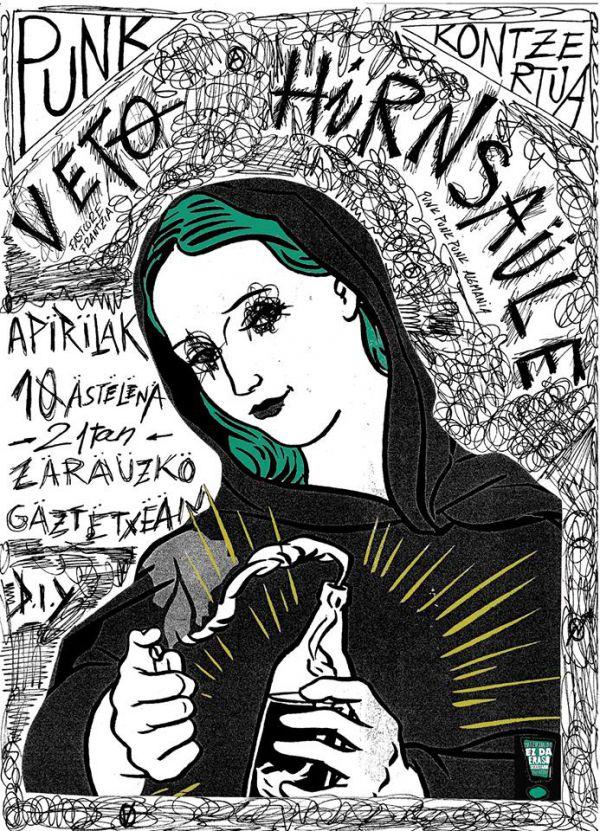 Hirnsaule + Veto