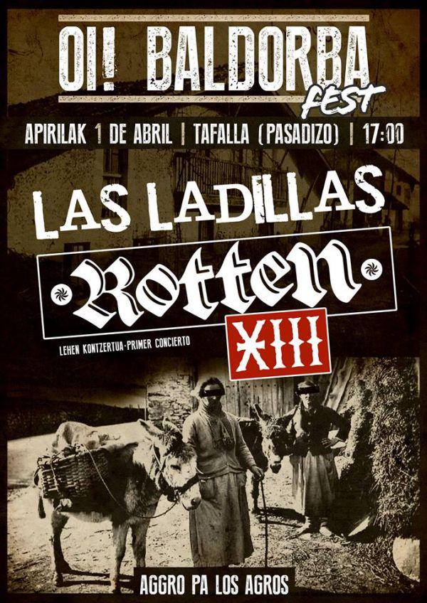 Rotten XIII + Las Ladillas