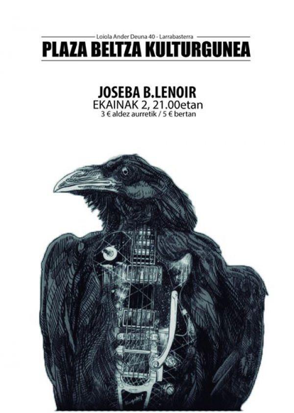 Joseba B. Lenoir