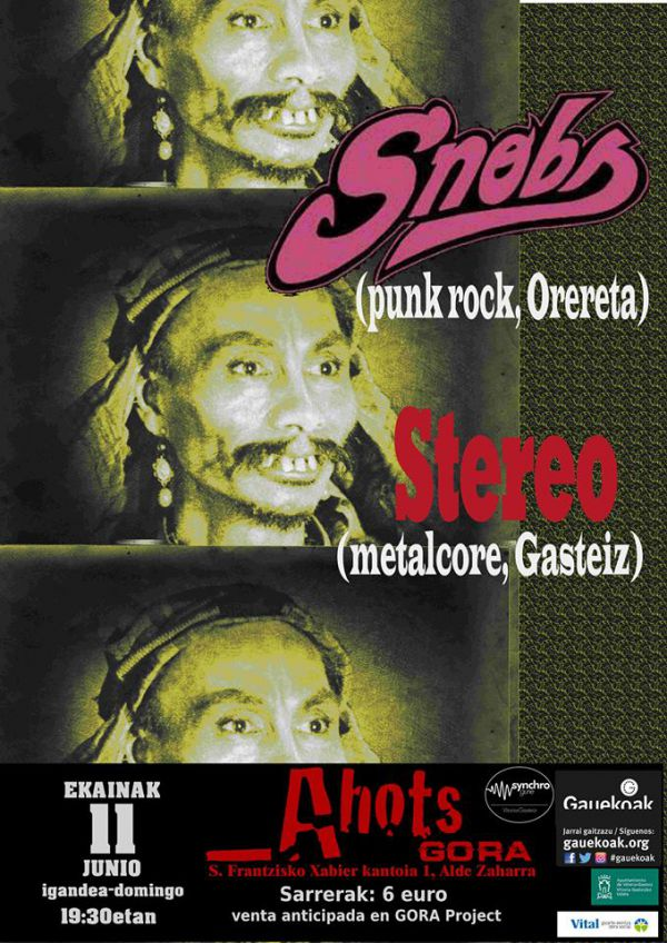Stereo + Snobs
