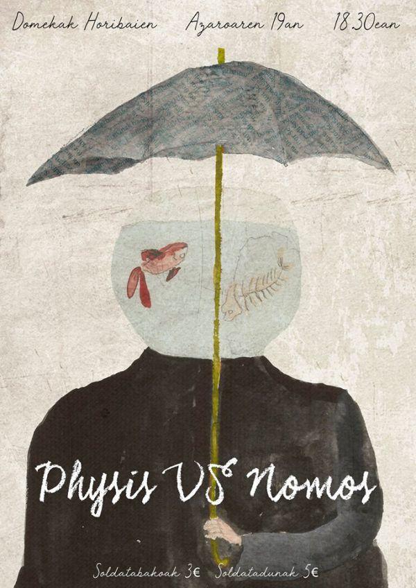 Physis Vs Nomos