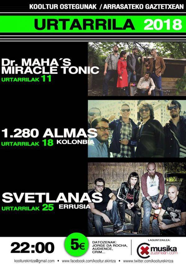 Dr. Maha´s Miracle Tonic