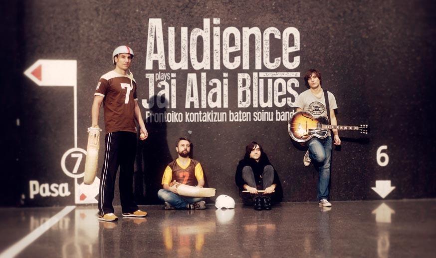 Audience Jai Alai.