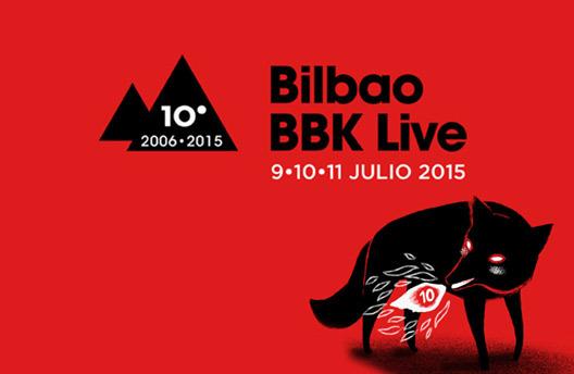 Bilbao Live jaialdiaren 10. urteurrena.