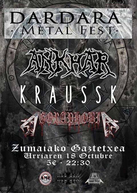 Dardara Metal Fest.