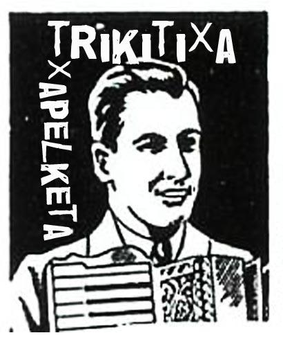 Bizkaiko trikitixa elakrteak antolatzen du lehiaketa.