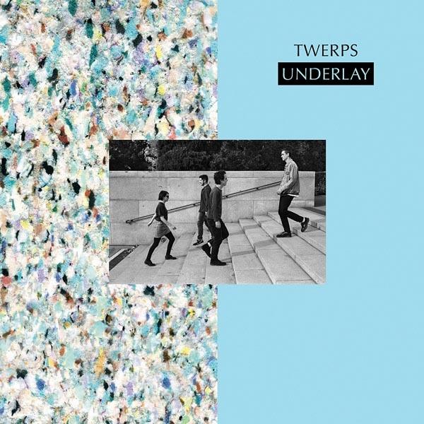Twerps australiarren Underlay diskoaren azala.