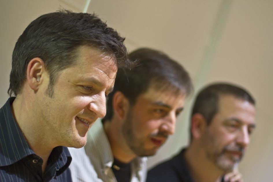 Victor de Diego Trio.