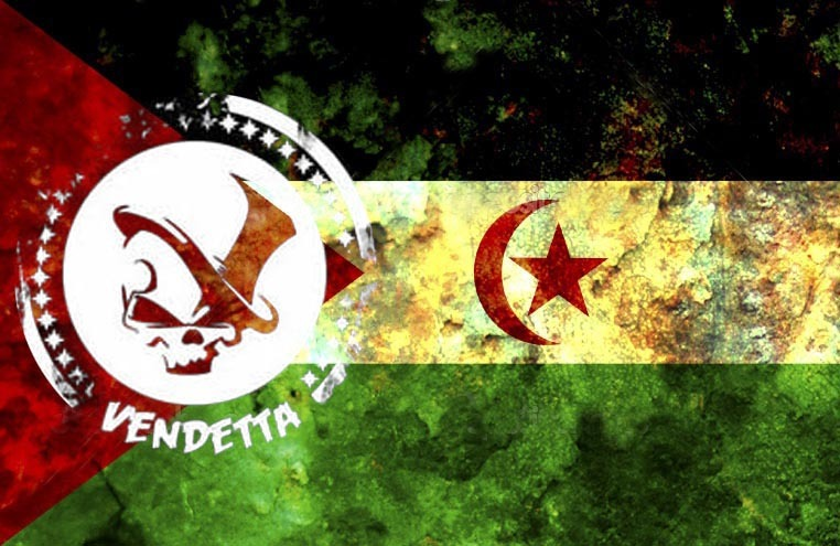 Vendetta Saharan.
