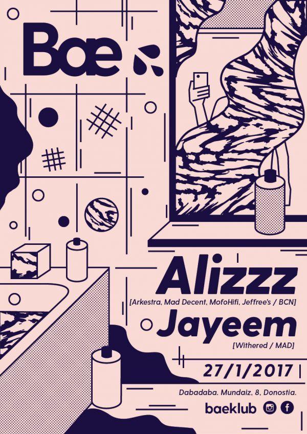 Alizzz + Jayeem