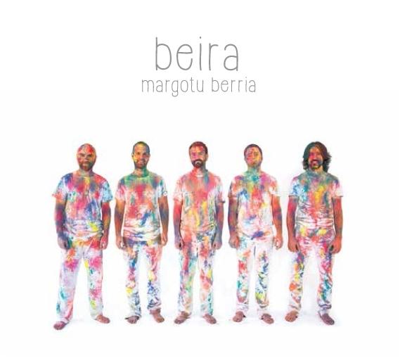 Beira taldearen Margotu berria diskoaren azala.