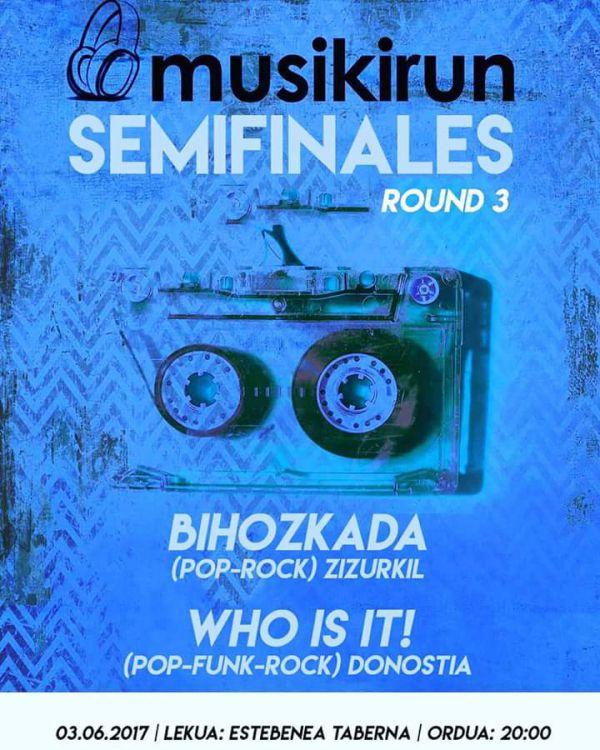 BiHozkada + Who Is It!