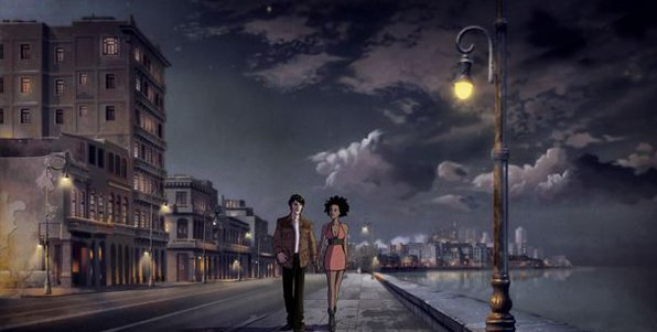Blac is Beltza | Habana