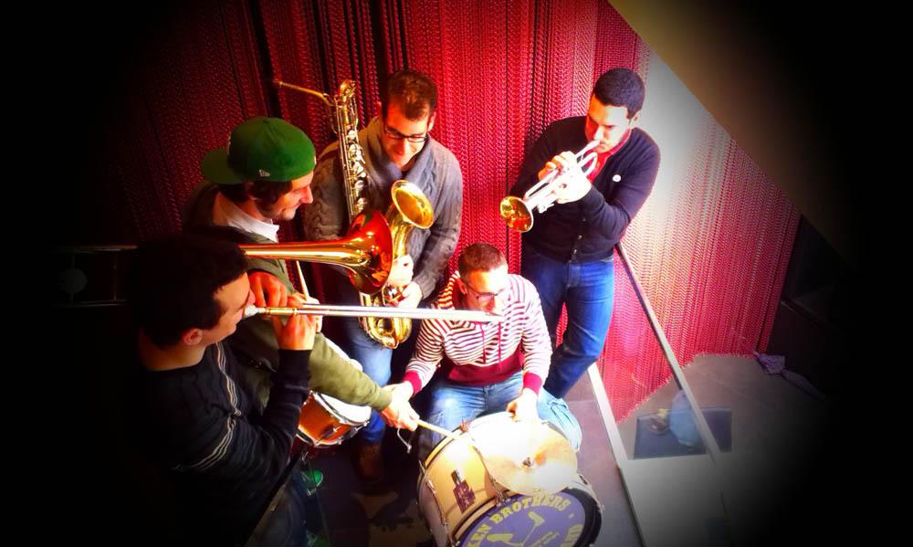 Broken Brothers Brass Band Iru