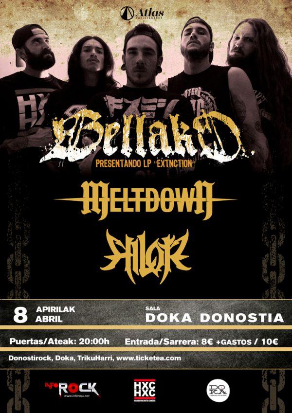 Bellako + Meltdown + Hilotz