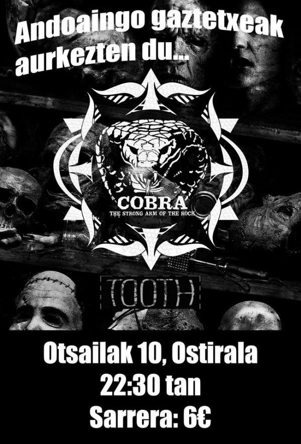 Cobra + Tooth