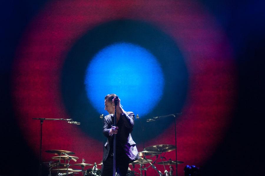 Depeche Mode. Argazkia: Juan G. Andr