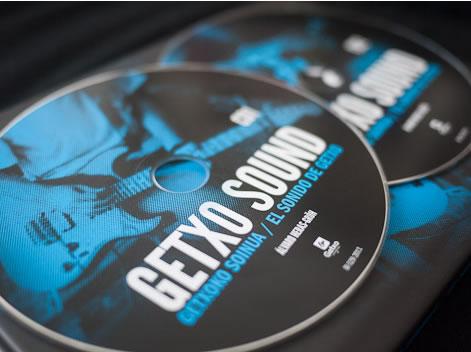 Getxo Sound-ek bi CD dakartza. Argazkia: Vudumedia.