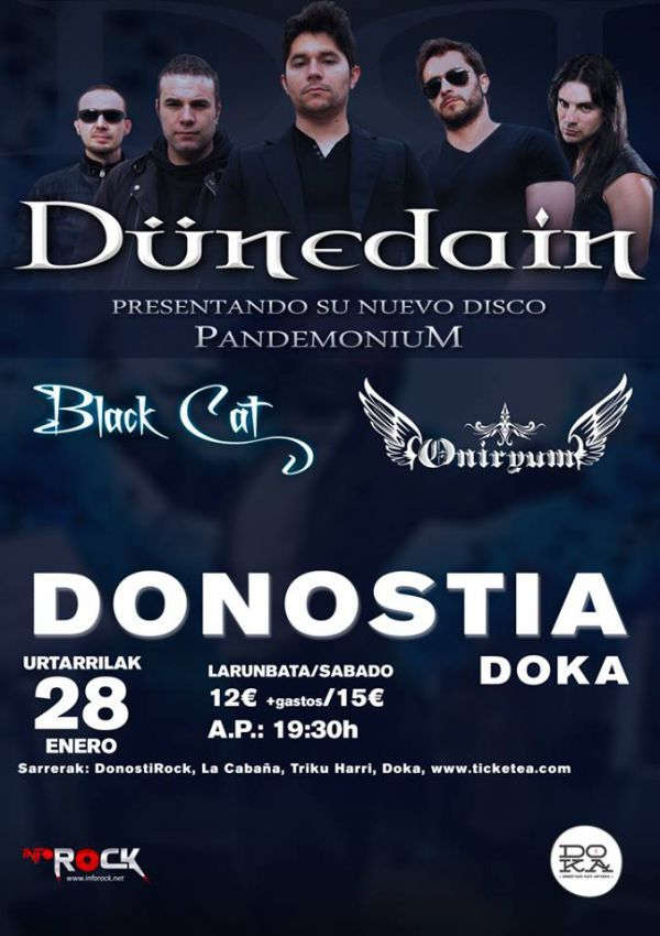 Dünedain + Black Cat + Oniryum
