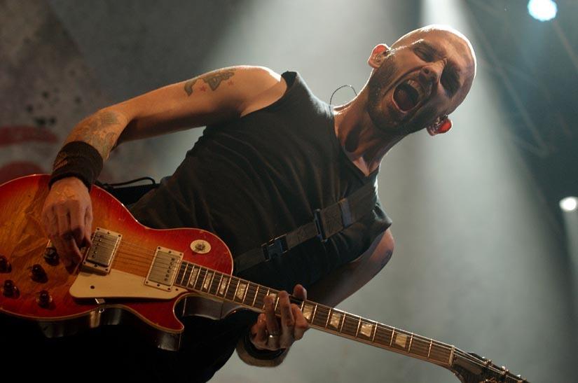 Rise Against. Argazkia: Koldo Orue