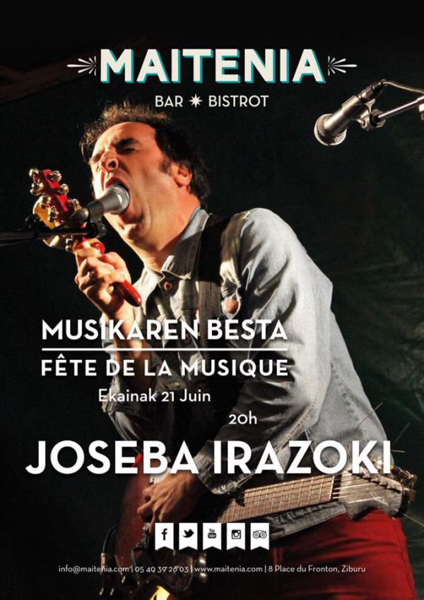 Joseba Irazoki