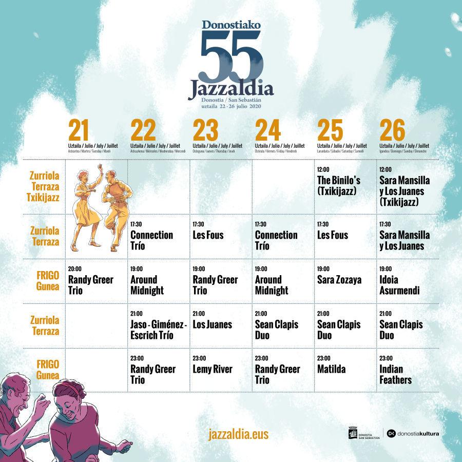 55. Jazzaldia