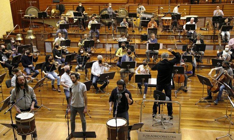 Kalaka eta Euskadkoi Orkestra