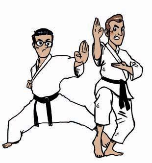 Karatekas!!!