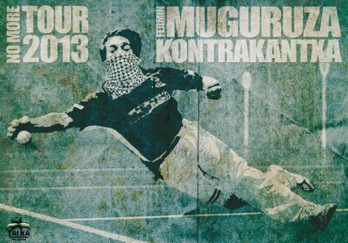 No More Tour 2013.
