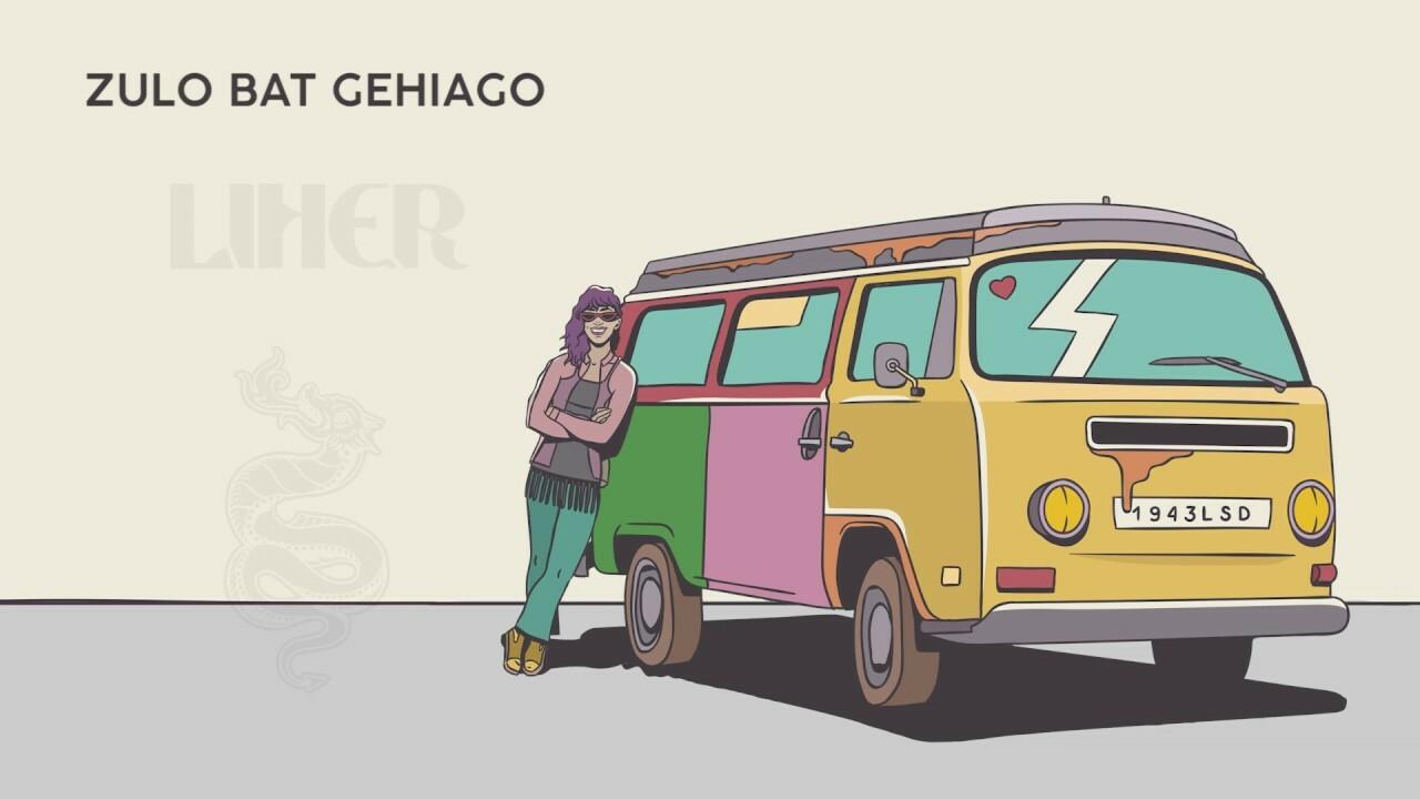 Zulo Bat Gehiago