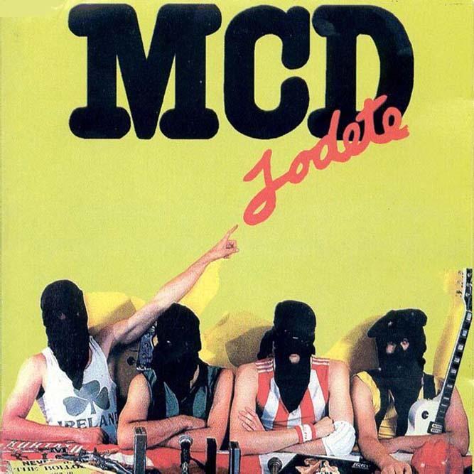 MCD taldearen Jodete.