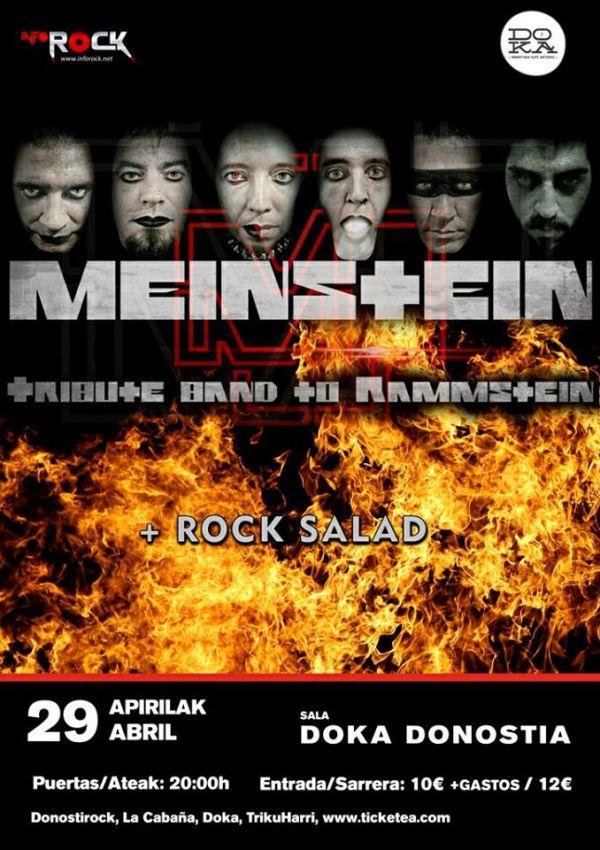 Meinsrein + Rock Salad