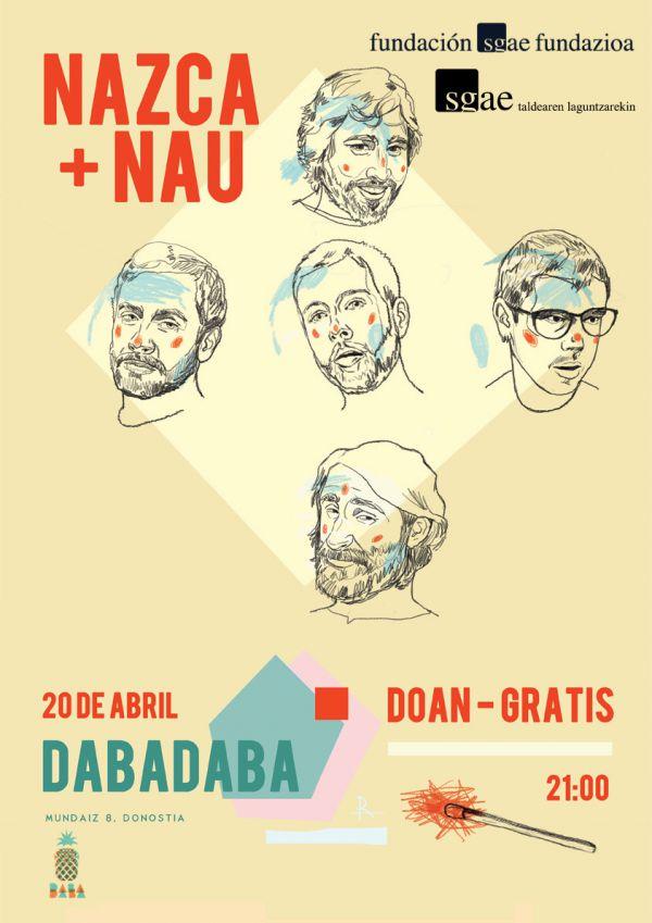 Nazca + Nau