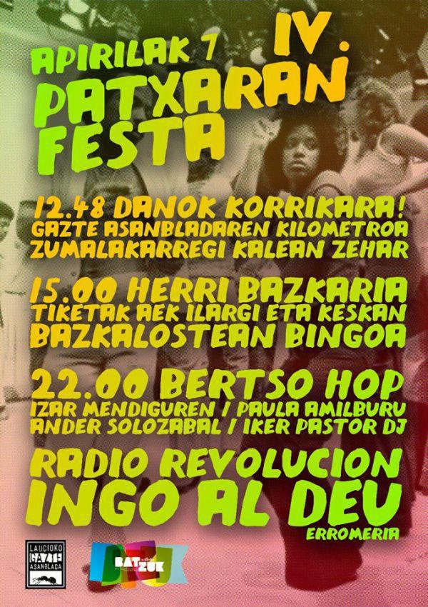 Bortso Hop + Radio Revolucion + Ingo al Deu?