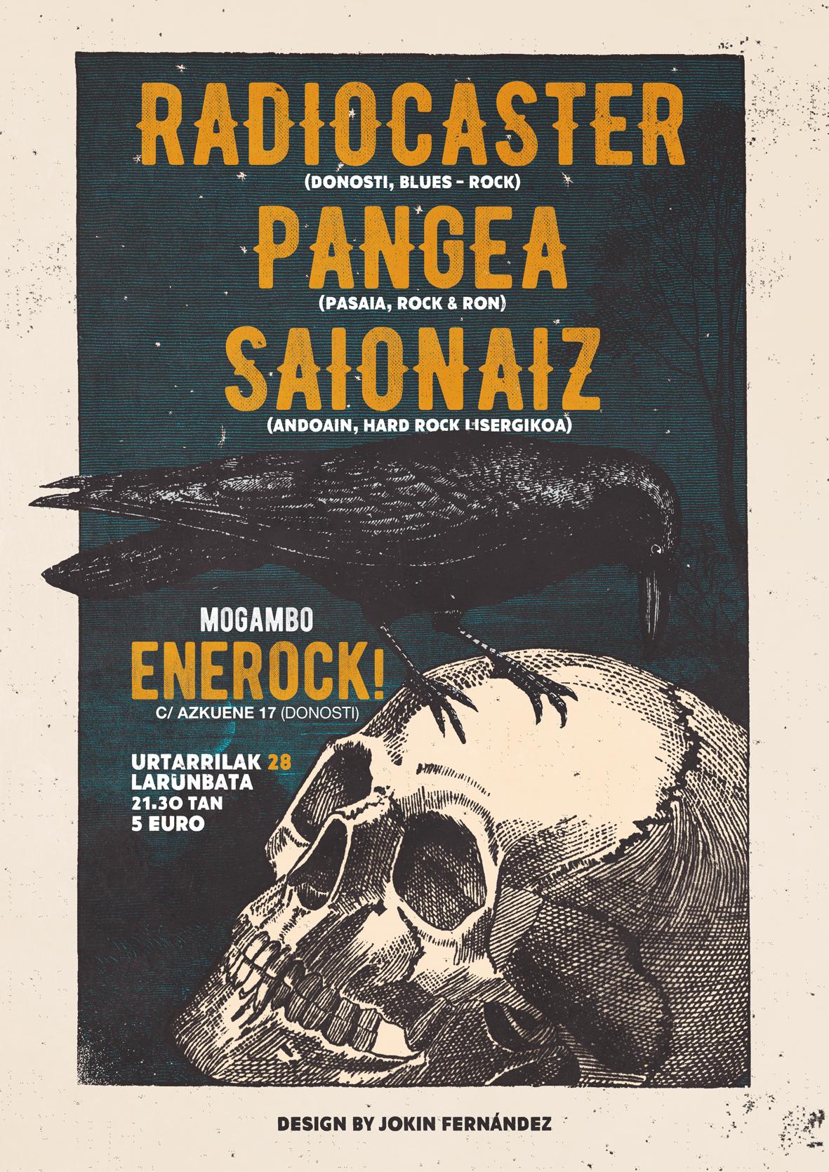Radiocaster+ Pangea+saionaiz