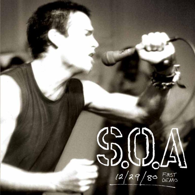 S.O.A taldearen lehen demoa argitaratuko du aurki Dischord zigiluak.