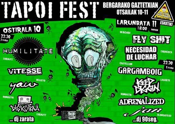 Tapoi Fest!