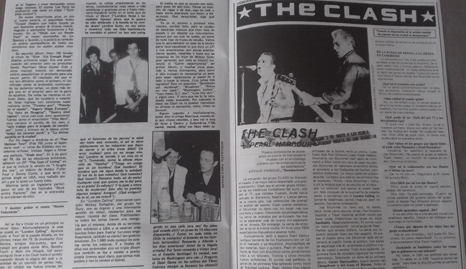 The Clash Muskarian
