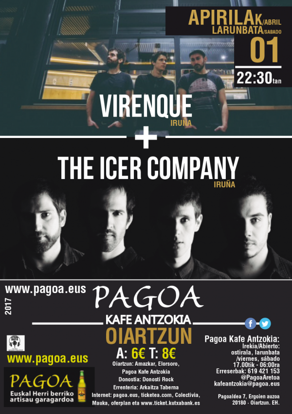 Virenque + The Icer Company