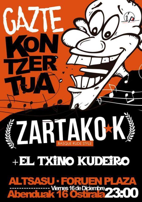 Zartako-K + El Txino Kudeiro