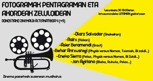 Olatz Salvador + Raitx + Asier Beramendi + Be